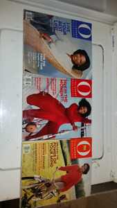 First 3 Oprah Magazine's