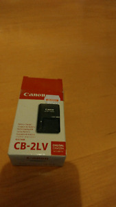 Canon CB - 2lv battery charger