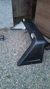 Cab extender for late 80s, early 90s chevy pickup