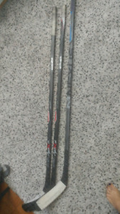 Eddie Bauer hockey sticks