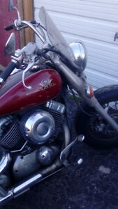 98 Yamaha V-Star