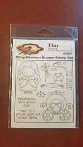 Clear and Cling Mounted Rubber Stamp sets Strathcona County Edmonton Area image 3