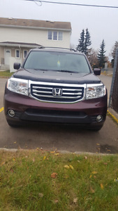 Honda pilot special edition 2015 low km