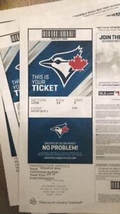 Toronto Blue Jays vs Philadelphia Phillies Tickets on Aug 24