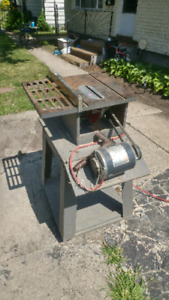 Craft Table Saw