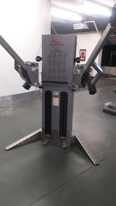 Free motion, life fitness cybex equipment