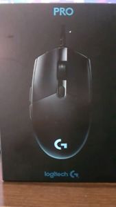 Logitech G Pro Gaming mouse for PC- RGB- Unused