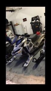 White skidoo renegade 800r trade for muscle car