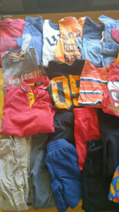 Size 4-5 Years Boys Clothing Lot