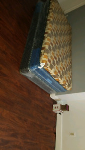 Mint condition mattress with box