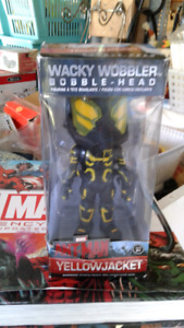 New in package Ant man bobble head