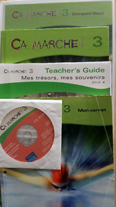 Grade 9 French Books for Sale