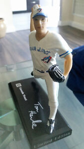 Limited Edition Toronto Blue Jays Tom Henke Figure