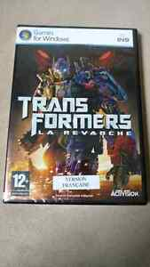 Transformers la revanche.for windows
