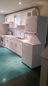 $1300 / 1br - 980ft - Bright One Bedroom basement Suite