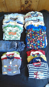 Baby Boy Clothes For Sale (LOT 7)