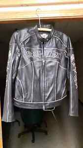 Woman's Harley Davidson Leather Jacket