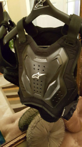 Alpinestars Bionic Back and Chest Protector (Large)