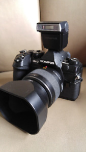 Olympus OM-D E-M1 Mark II in mint condition
