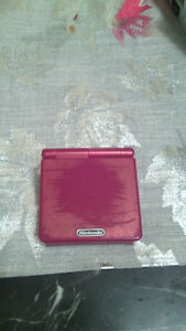 Gameboy Advanced SP - Red /No charger