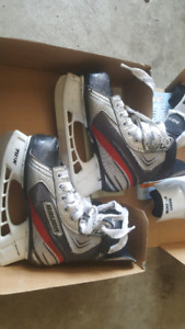 Kids hockey skates size size 13