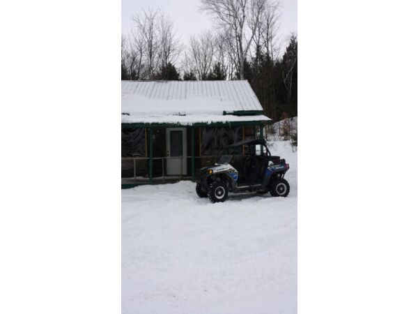 Used 2011 Polaris RZR Ranger