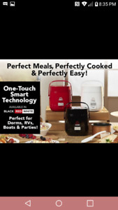 For Sale the Perfect Cooker (Black)
