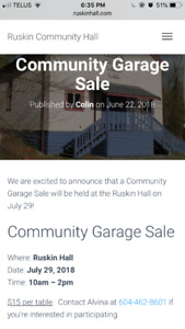 Need to SELL items?!!