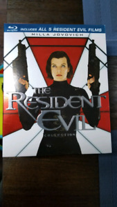 Resident Evil 1-5 Collection