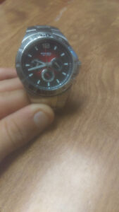 FOSSIL mens watch 9.9 condition