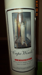 Cape Winds lithograph