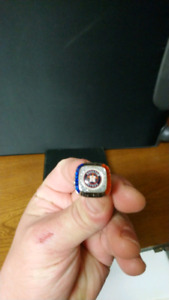 Houston astros Coors light ring