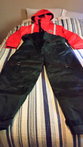 Mustang Survival/ floater suit size small