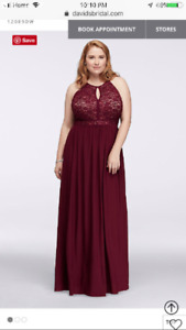 In search of this dress size 18