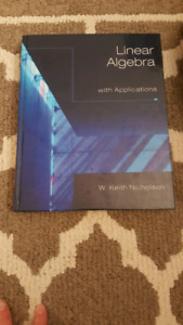 Linear Algebra with Applications (7th ed)