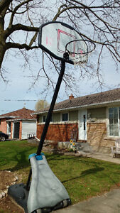 Portable Free standing Basketball net