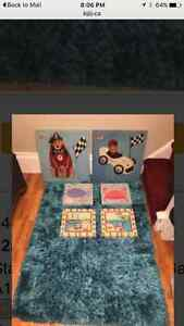 Rug and pictures for sale:) St. John's Newfoundland image 1