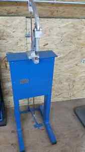 Rivet foot press Stratford Kitchener Area image 1