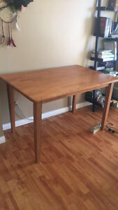 Dining Room Table -$50