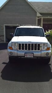 2006 Jeep Commander LTD SUV