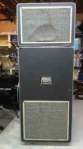 Leslie Speaker Model 910: 2-Part Cabinet c/w Cables and Preamp Kitchener / Waterloo Kitchener Area image 5
