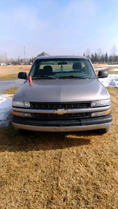 2000 Chevrolet 1500 Longbox WT