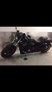 harley night rod
