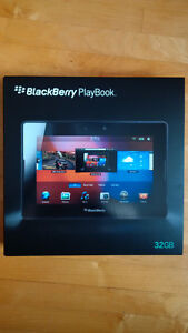"Brand New in Sealed Box!! - BlackBerry PlayBook 7"" Tablet - WiFi Cambridge Kitchener Area image 1"
