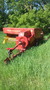 Small square baler  Sold