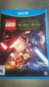 wii u star wars force awakens lego game