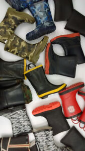 (161) Rain Boots for Boys from $6