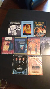 Amazing Collection of DVDs - $10!!