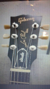 COMBO!.Gibson Les Paul Studio also 1980s Ibanez GX60 Guitar Amp