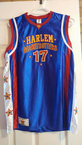 Harlem Globetrotters Authentic Jersey with Autographs